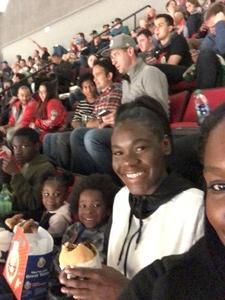 Brandy attended Portland Trail Blazers vs. Minnesota Timberwolves - NBA on Nov 4th 2018 via VetTix