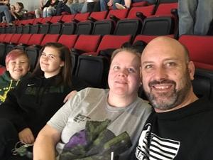 Eric attended Portland Trail Blazers vs. Minnesota Timberwolves - NBA on Nov 4th 2018 via VetTix