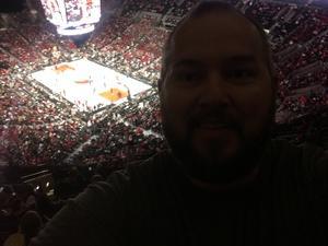 Joshua attended Portland Trail Blazers vs. Minnesota Timberwolves - NBA on Nov 4th 2018 via VetTix