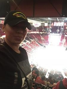 Jennifer attended Portland Trail Blazers vs. Minnesota Timberwolves - NBA on Nov 4th 2018 via VetTix