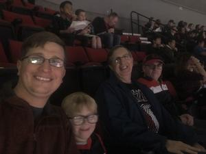 Aaron attended Portland Trail Blazers vs. Minnesota Timberwolves - NBA on Nov 4th 2018 via VetTix