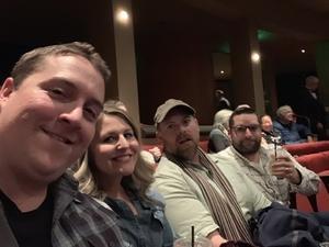 Julie attended Champions of Magic - Denver on Nov 17th 2018 via VetTix