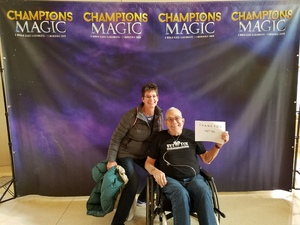 Click To Read More Feedback from Champions of Magic - Denver