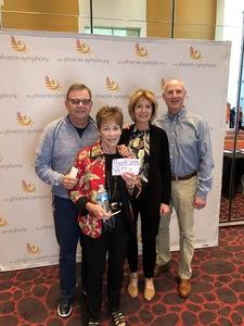 Donald Moskovitz attended The Phoenix Symphony - the Second City Guide to the Symphony on Nov 11th 2018 via VetTix