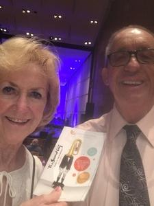Bob attended The Phoenix Symphony - the Second City Guide to the Symphony on Nov 11th 2018 via VetTix