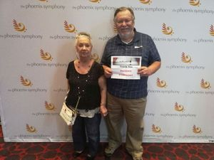 Arnold attended The Phoenix Symphony - the Second City Guide to the Symphony on Nov 11th 2018 via VetTix