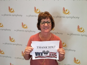 Theresa attended The Phoenix Symphony - the Second City Guide to the Symphony on Nov 11th 2018 via VetTix