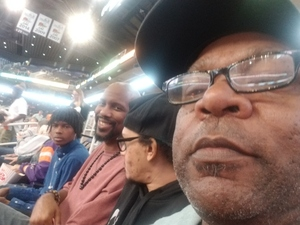 Gary Steward attended Phoenix Suns vs. Memphis Grizzlies - NBA on Nov 4th 2018 via VetTix