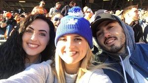 Joshua attended University of Tennessee Vols vs. University of Kentucky Wildcats - NCAA Football on Nov 10th 2018 via VetTix