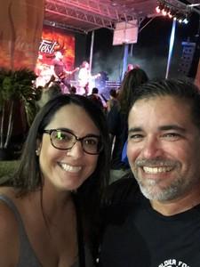 Carlos attended Rockfest 80's Music Festival - Undefined on Nov 11th 2018 via VetTix