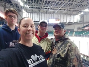 Click To Read More Feedback from Load Topeka Pilots vs Shreveport Mud Bugs - NAHL -