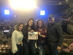 Jason attended Cole Swindell and Dustin Lynch: Reason to Drink Another Tour - Country on Dec 1st 2018 via VetTix