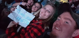 Nicole attended Cole Swindell and Dustin Lynch: Reason to Drink Another Tour - Country on Dec 1st 2018 via VetTix