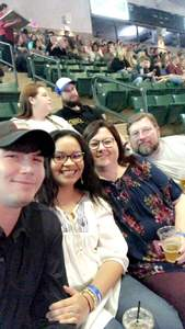 John attended Cole Swindell and Dustin Lynch: Reason to Drink Another Tour - Country on Dec 1st 2018 via VetTix