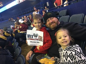 Click To Read More Feedback from Chicago Wolves vs. Texas Stars - AHL - Special Instructions * See Notes