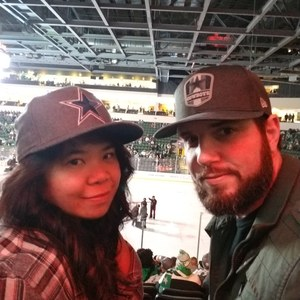 Samuel attended Texas Stars vs San Antonio Rampage - Military Appreciation Game - AHL on Nov 10th 2018 via VetTix