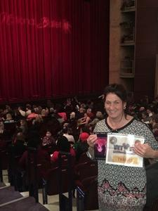 Eileen attended The Nutcracker Performed By the Virginia National Ballet on Nov 23rd 2018 via VetTix