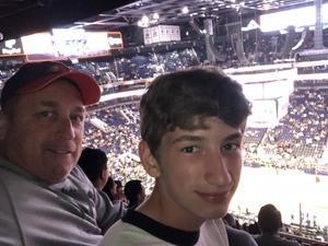 anthony attended Phoenix Suns vs. Boston Celtics - NBA on Nov 8th 2018 via VetTix