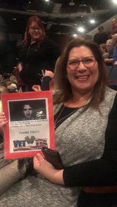 Michelle attended Josh Groban: Bridges Tour W/very Special Guest Idina Menzel - Adult Contemporary on Nov 13th 2018 via VetTix