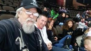 Richard attended Jacksonville Icemen vs. Florida Everblades - ECHL on Dec 15th 2018 via VetTix