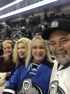 John attended Jacksonville Icemen vs. Florida Everblades - ECHL on Dec 15th 2018 via VetTix