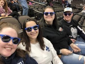 Stephen attended Jacksonville Icemen vs. Florida Everblades - ECHL on Dec 15th 2018 via VetTix