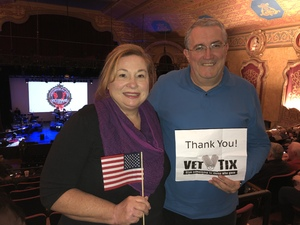 Click To Read More Feedback from Westchester All Stars Christmas for Veterans Concert