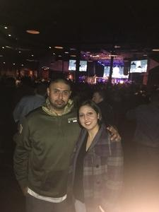 Alfredo attended Xtreme Knockout Presents - All in at Gas Monkey Live! - General Admission - Live Mixed Martial Arts on Jan 12th 2019 via VetTix