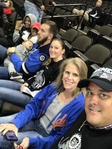 Robert attended Jacksonville Icemen vs. South Carolina Stingrays - ECHL on Dec 19th 2018 via VetTix