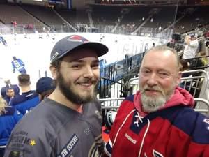 Scot attended Jacksonville Icemen vs. South Carolina Stingrays - ECHL on Dec 19th 2018 via VetTix