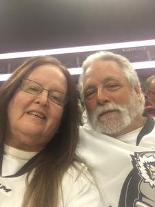 James attended Jacksonville Icemen vs. South Carolina Stingrays - ECHL on Dec 19th 2018 via VetTix