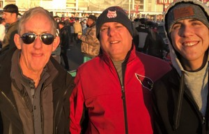 Patrick attended Pac-12 Football Championship Game Presented by 76 - NCAA Football on Nov 30th 2018 via VetTix