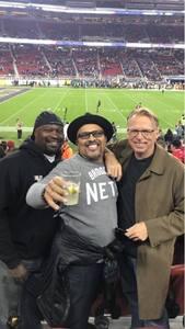 greg attended Pac-12 Football Championship Game Presented by 76 - NCAA Football on Nov 30th 2018 via VetTix
