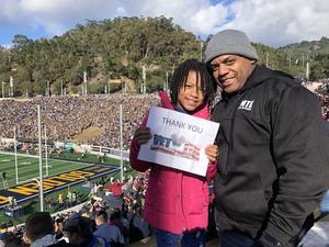 Derek attended Pac-12 Football Championship Game Presented by 76 - NCAA Football on Nov 30th 2018 via VetTix