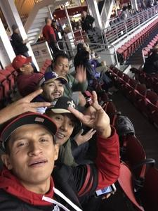 Jose attended Pac-12 Football Championship Game Presented by 76 - NCAA Football on Nov 30th 2018 via VetTix