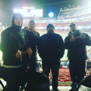 Bobby attended Pac-12 Football Championship Game Presented by 76 - NCAA Football on Nov 30th 2018 via VetTix