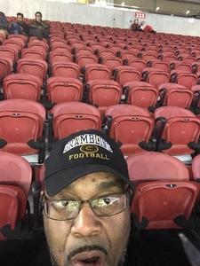 Thomas attended Pac-12 Football Championship Game Presented by 76 - NCAA Football on Nov 30th 2018 via VetTix