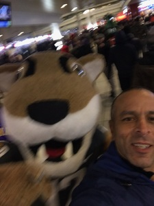 James attended Pac-12 Football Championship Game Presented by 76 - NCAA Football on Nov 30th 2018 via VetTix