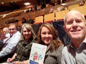 Tim attended A Colorado Christmas - Presented by the Colorado Symphony on Dec 14th 2018 via VetTix