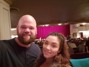 Stephan attended Nutcracker Performed by New Haven Ballet on Dec 16th 2018 via VetTix