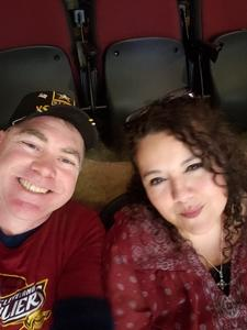 Kenneth attended Cleveland Monsters vs. Syracuse Crunch - AHL on Dec 1st 2018 via VetTix