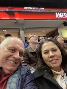 Frank attended Cleveland Monsters vs. Allen Americans - AHL on Dec 15th 2018 via VetTix