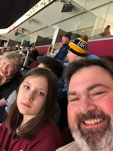 Brian attended Cleveland Monsters vs. Allen Americans - AHL on Dec 15th 2018 via VetTix