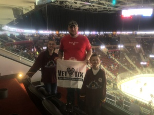 Wayne attended Cleveland Monsters vs. Allen Americans - AHL on Dec 15th 2018 via VetTix