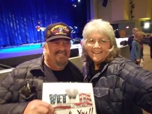 Marion attended Macdougal Street West - a Peter Paul and Mary Experience on Nov 29th 2018 via VetTix