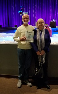 John & Kathy attended Macdougal Street West - a Peter Paul and Mary Experience on Nov 29th 2018 via VetTix