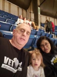 Chatfield attended Monster Jam Triple Threat Series - Motorsports/racing on Jan 5th 2019 via VetTix
