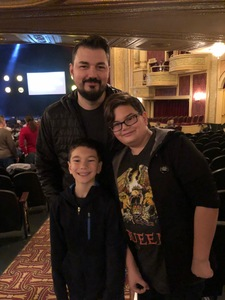 Constantin attended Champions of Magic on Dec 2nd 2018 via VetTix