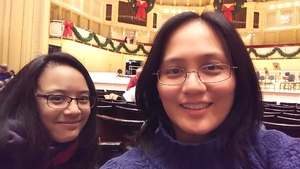 Aileen attended Chen Leads All-mozart - Tracking Attendance - Presented by the Chicago Symphony Orchestra on Nov 30th 2018 via VetTix