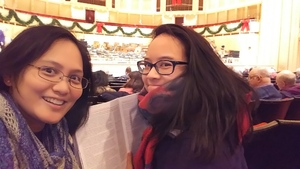 Aileen attended The Inextinguishable Symphony - Tracking Attendance - Presented by the Chicago Symphony Orchestra on Dec 6th 2018 via VetTix
